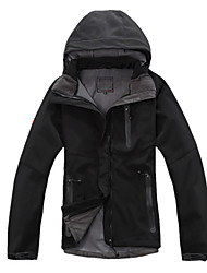 Hiking Ski/Snowboard Jackets Softshell Jacket Women'sWaterproof Breathable Thermal / Warm Quick Dry Windproof Ultraviolet Resistant