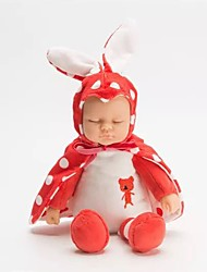 Cloak Baby Toys Dolls Rabbit Cartoon Sweet Model & Building Toy Cotton Foam