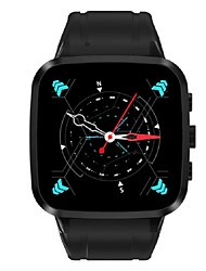 X4 Smart Watches /Wireless Charging / 3G / MTK6580 4 Core CPU / Wifi / Video / Camera / GPS Navigation / Speaker / Sports Card Bluetooth Smart Watch