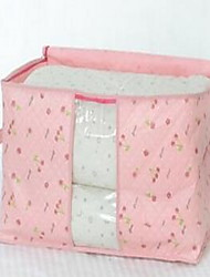 Storage Boxes Storage Bags Storage Units Textile withFeature is Lidded  For Jewelry Cloth Quilts Dustproof Clothing Storage Box