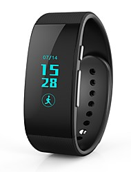 YYU3 Smart Bracelet / Smart Watch / Activity TrackerLong Standby / Pedometers / Heart Rate Monitor / Alarm Clock / Distance Tracking