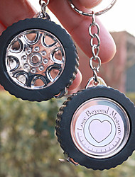 1pcs Love Beyond Measure Measuring Tape Keychain Baby Shower Favors Beter Gifts® Party Supplies