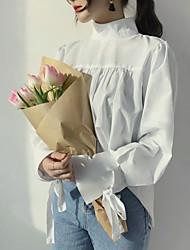 корейская шик по возрасту должны стоять лидеры рот кружева рубашки Вава шань