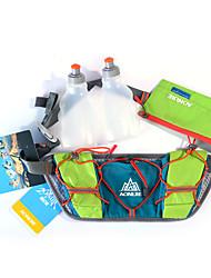 Belt Pouch/Belt Bag Bottle Carrier Belt Hydration Pack & Water Bladder for Leisure Sports Camping & Hiking Fitness Running Sports Bag