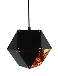 Lampe suspendue ,  Contemporain Traditionnel/Classique Retro Rétro Peintures Fonctionnalité for LED Style mini Designers MétalChambre à