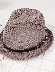 Bucket Hat Sunscreen Travel Hollow Breathable Neutral Sun Hat Ladies