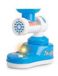 Pretend Play Novelty Toys Metal Plastic Blue