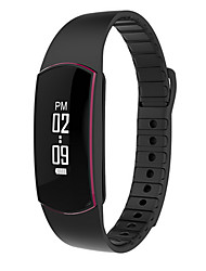 SH09 Smart BraceletLong Standby / Sports / Waterproof /Sleep Tracker / LED / Heart Rate Monitor / Alarm Clock /