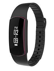 sh09 inteligente braceletlong espera / deportes / perseguidor impermeable / el sueño / led / monitor de frecuencia cardíaca / despertador