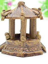 Aquário Decoração Ornamentos Atóxico & Sem Sabor Cerâmica