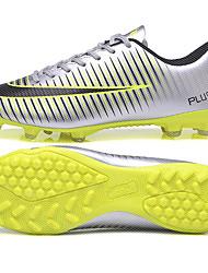 Fußball-Schuhe Unisex Rutschfest Anti-Shake Wasserdicht im Freien Leistung Training PU(Polyurethan) PU(Polyurethan) Freizeit Sport