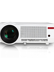 led-86d projecteur hd maison intelligente android wifi wxga (1280x800) 1080p de soutien