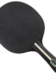 Настольный теннис Ракетки Дерево Короткая рукоятка Прыщи Выступление Практика Активный отдых