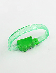 Safety Lights LED Running Armband Compact Size for Camping/Hiking/Caving Cycling/Bike Climbing Outdoor-Green White Red