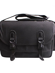 i-107 Black Camera Bag for All DSLR and Mini DSLR DV Cameras Nikon Canon Sony Olympus... - Black