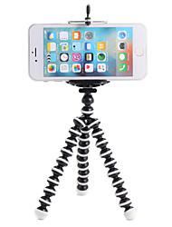 Acessórios para GoPro,Monopé Tripé Clipe Suporte Com Garra Flexível Montagem Tudo em um Conveniência Ajustável, Para-Câmara de Acção,