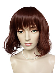 Cute Fashion Synthetic Fiber Wig Short BoB Women Party Cosplay Wig Style