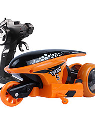 Motorcycle JJRC 1:16 Gas RC Car AM Orange Ready-To-Go Remote Control Car