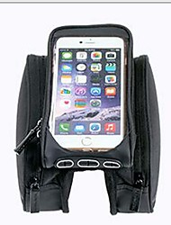 Suitable for 5.7 inches Bicycle Bag Mobile Phone Touch Screen Riding on the Tube Before the Saddle Bag