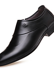 Men's Fashion Business Faux/PU Leather Shoes