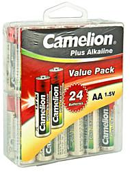 Camelion LR6-pbh24 AA щелочные батареи 1.5В 24 пакета