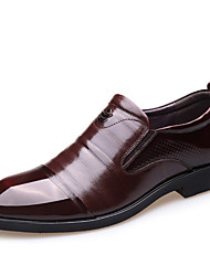 Men's Fashion Business Genuine/Real Cow Leather Shoes/Oxfords