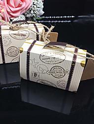 50 Stück / Set Geschenke Halter-Quader Kartonpapier Geschenkboxen Nicht personalisiert