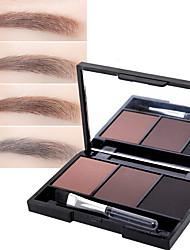 Продукты для бровей порошок Сухие Другое Разноцветный Глаза 1