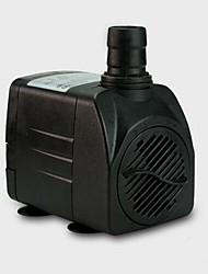 Acuarios Bombas de agua Ahorro de Energía Ajustable Plástico AC 220-240V
