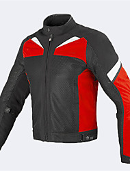 Motorcycle Jacket Breathable Mesh Racing Ride High-Performance Drop Resistance Clothing