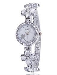 Women's Sport Watch Dress Watch Fashion Watch Wrist watch Bracelet Watch Simulated Diamond Watch Imitation Diamond Quartz Alloy BandCharm