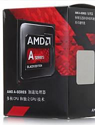 AMD APU series A6-7400 k dual-core R5 nuclear FM2  interface box CPU processor