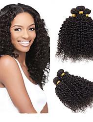 Cheap Rosa Hair Products 6A Unprocessed Peruvian Virgin Hair Kinky Curly 1Bundle/Lot 100% Human Hair