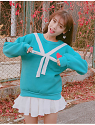 подписать новый зимний сладкий мягкий сестра кашемировый свитер пальто потерять рубашку с длинными рукавами колледжа ветер