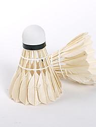 1 Pièce Badminton Volants de plumes Etanche Durable pour Plume d'oie