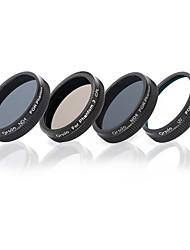 phantom lente ND4 nd8 uv filtro CPL 03/04 terno