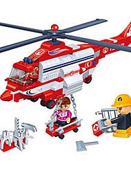 Blocos de Construir para presente Blocos de Construir Modelo e Blocos de Construção Helicóptero 5 a 7 Anos 8 a 13 Anos 14 Anos ou Mais