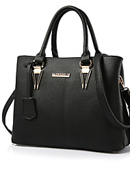 Women PU Casual Office & Career Bag Sets