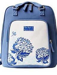 Women Canvas Casual School Bag