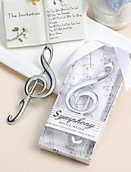 Garrafas para Lembrancinhas 1Peça/Conjunto Abridores de Garrafa Tema Clássico Não-Personalizado Cromado