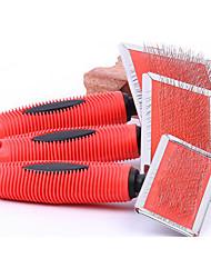 Dog Brush Comb Waterproof Ruby