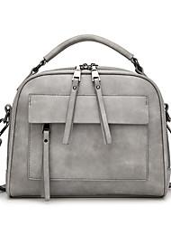 Women PU Casual Office & Career Tote Handbag More Colors