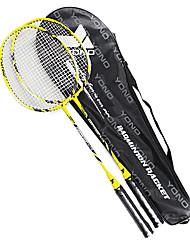 Raquetes para Badminton Durabilidade Liga de Alúminio Um Par × 2 para Interior Ao ar Livre Espetáculo Praticar Esportes de Lazer