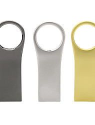 Zp usb2.0 128gb metal criativo flash drive