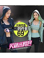 SPAKCT® Mulheres Corrida Calções Bibes Respirável Verão Algodão Chinês Delgado Interior Clássico