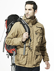 Thin Sleeve Detachable Sleeve Windbreaker For Men Professional Multifunction Protective Sports Outdoor 1pcs
