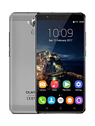 Oukitel U16 Max Android 7.0 MTK6753 Octa Core Smartphone 3G RAM 32G ROM 6.0 Mobile Phone Fingerprint Touch ID 4000mAh Cellphone