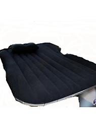 Matelas de voiture lit d'air double (136 * 80 * 35cm) afflux avec pompe à air portable gonflable confortable