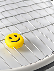 Sorriso absorvente de choque raquete de tênis amortecedor acessórios de tênis vendas