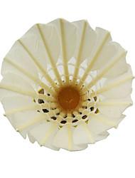 1 Peça badminton Peteca de Badminton Anti-desgaste Durável para Penas de Ganso